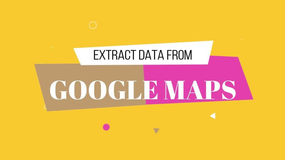 What Are The Benefits Of Google Map Data Extractor?