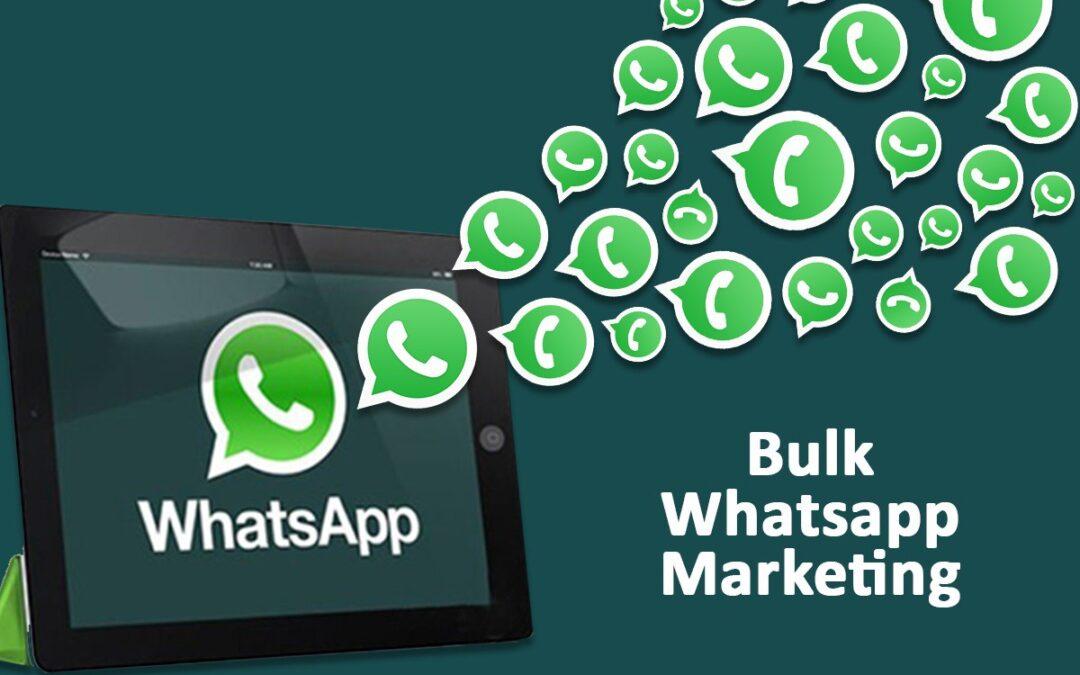 Bulk Whatsapp Sender SOFTWARE
