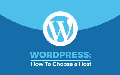 How to choose the best WordPress hosting and web hosting?